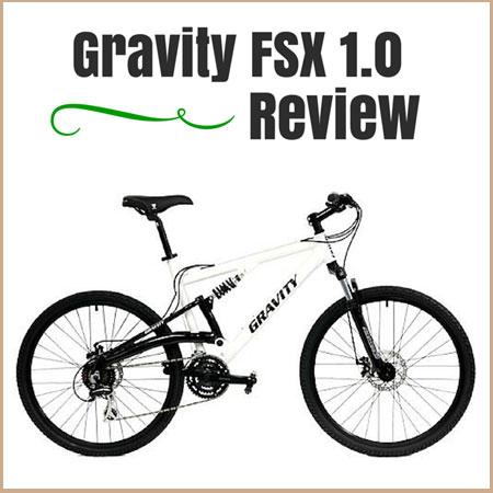 Gravity Fsx 1 0 Review Who Else Wants A Great Mountain Bike