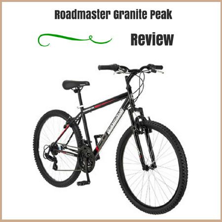 roadmaster granite peak review