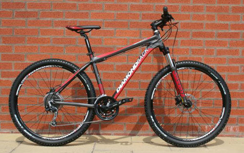Diamondback Bicycles 2014 Axis Sport Mountain Bike