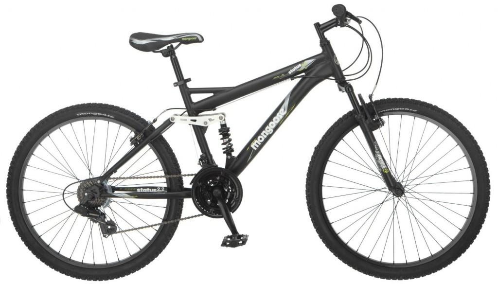 Click to open expanded view        Mongoose Men's Detour Mountain Bike
