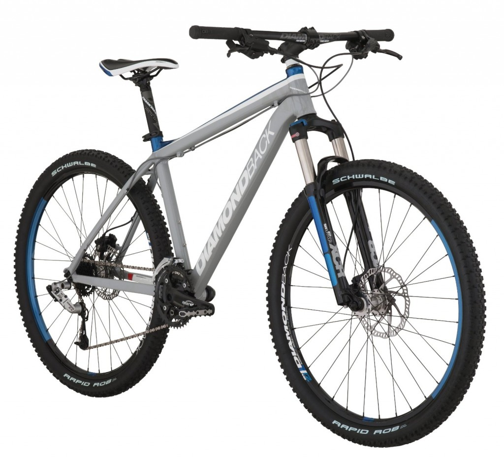 Diamondback Axis Sport Mountain Bike Review