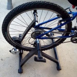 Magnet Steel Indoor Exercise Bike Trainer