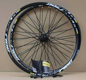 mavic wheel - best mountain bike wheels