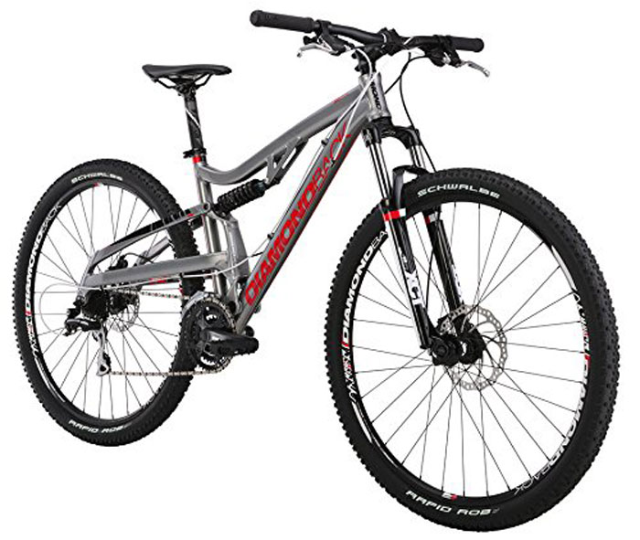 The Diamondback Recoil 29er Mountain Bike Review