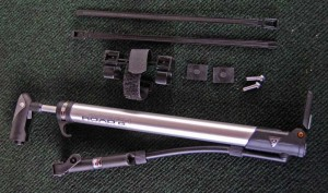 Topeak Road Morph G Bike Pump