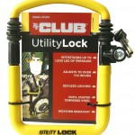 The Club UTL810 Utility Lock