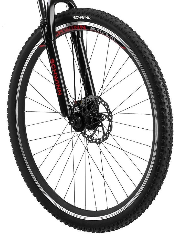 "Schwinn S29 Men's 29"" Wheel Full Suspension Mountain Bike"