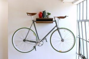 Hang the bike
