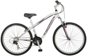 Schwinn Women's High Timber Mountain Bike