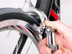 Mountain bike maintenance: Check the brakes