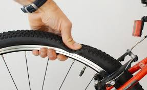 Mountain bike maintenance: Check the tires