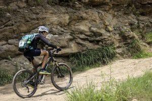 Prepare for mountain bike trail riding