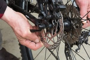 Give your bike a full inspection