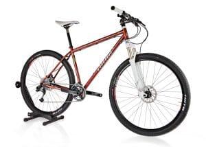 Mountain bike accessories: Bike repair stand