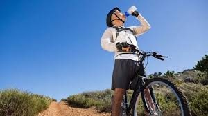 Mountain biking tips: Stay hydrated