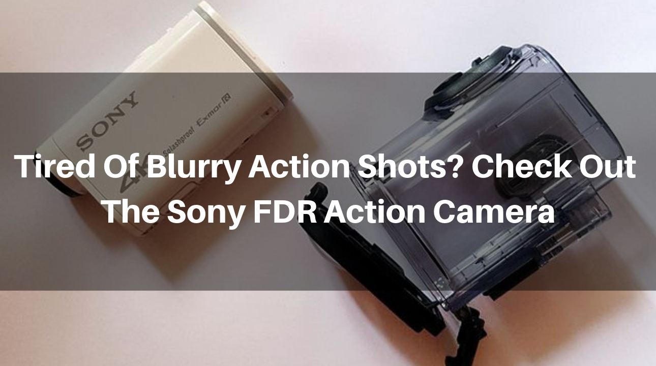 Sony-FDR-Action-camera