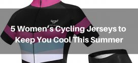 5 Women's Cycling Jerseys to Keep You Cool This Summer
