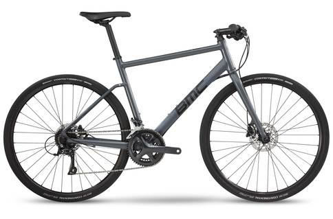 BMC Alpenchallenge 02 Three 2019 Hybrid Bike
