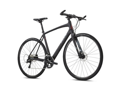 Fuji Absolute Carbon Disc Flat Bar Road Bike