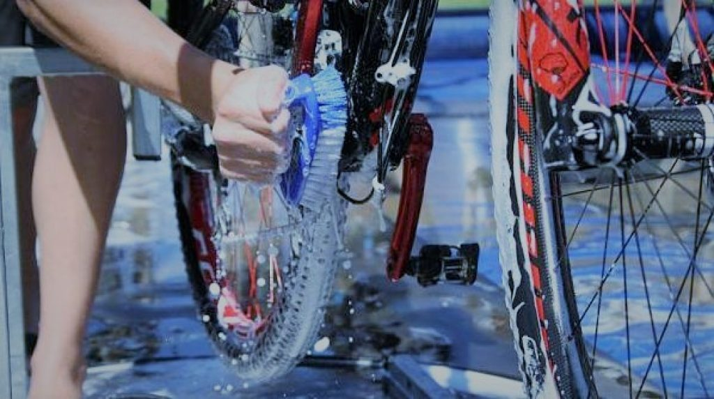 Keep your bike clean