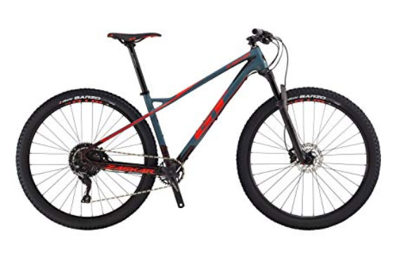 "GT 29"" M Zaskar Crb Comp 2019 Complete Mountain Bike"