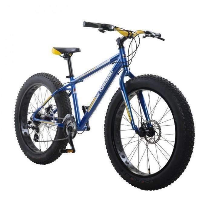 Fat Bikes: Kawasaki Mihara Fat Tire Bike