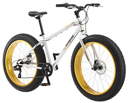 Mongoose Men's Malus Fat Tire Bikes