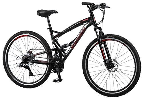 "Fat Biikes: Schwinn S29 Men's 29"" Wheel Full Suspension Mountain Bike"