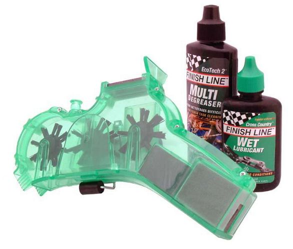 Best Bike Chain Cleaner: Finish Line Pro Chain Cleaner Kit