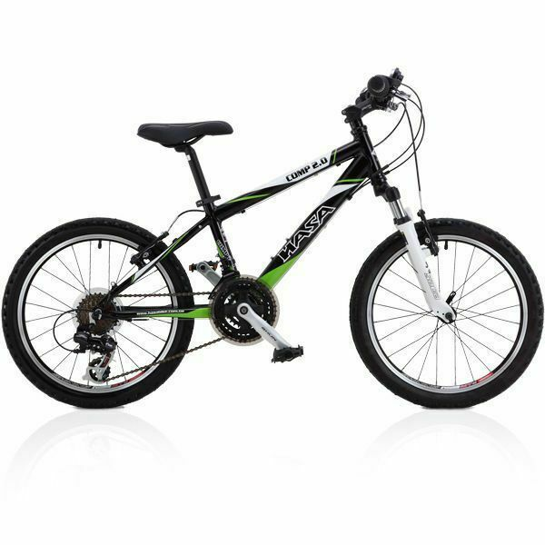 HASA 18 Speed Kid's Mountain Bike