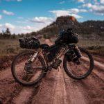 bike in the road